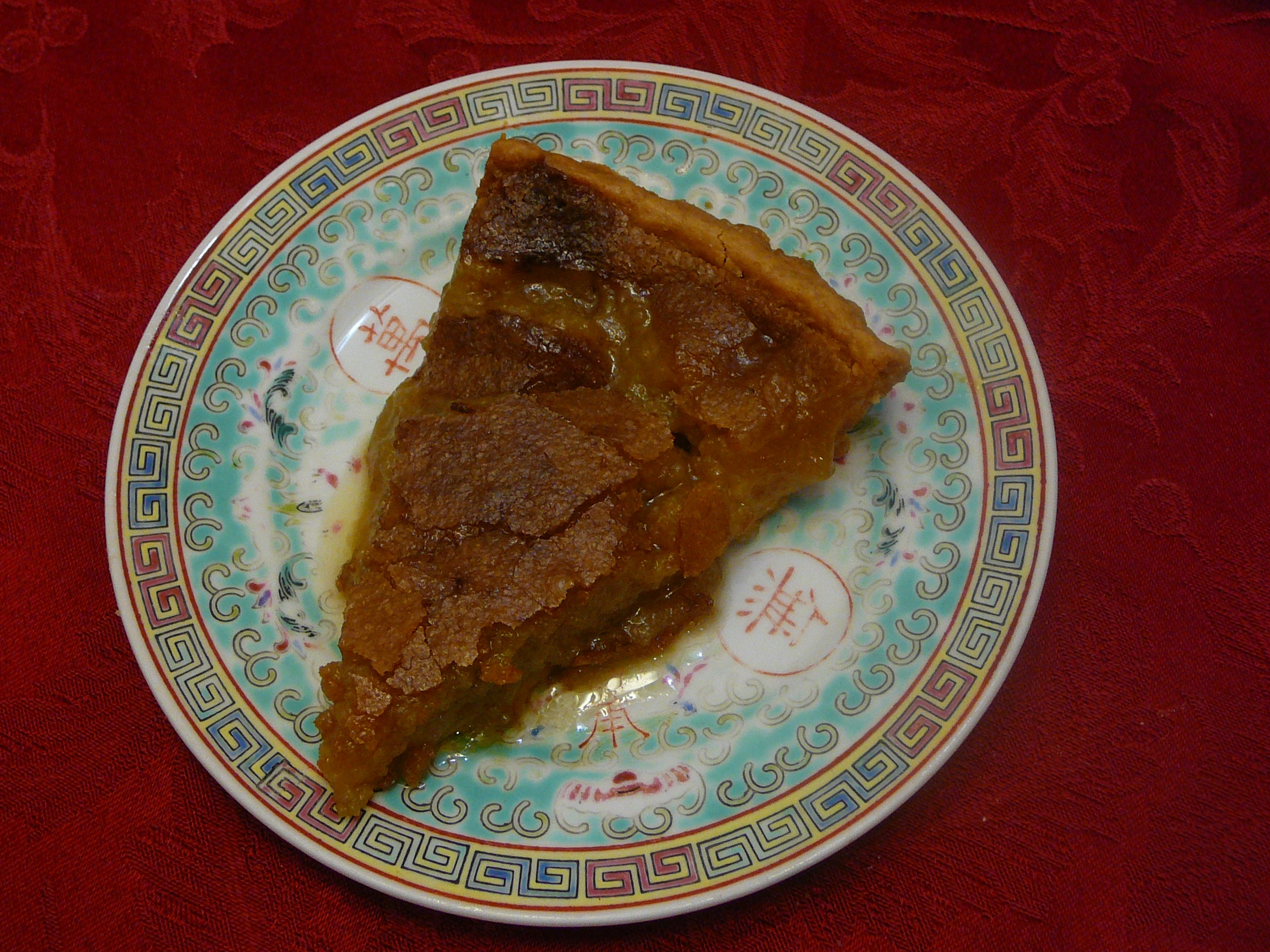 Sweet Tea Lemon Chess Pie Recipes — Dishmaps