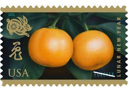 tangerine stamp