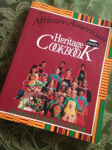 Af Am Heritage Kids Cokbook